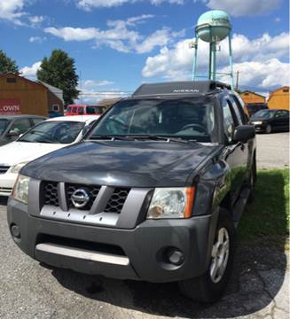 2007 Nissan Xterra for sale in Taneytown, MD