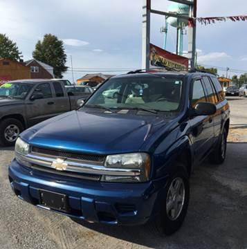 2006 Chevrolet TrailBlazer for sale in Taneytown, MD