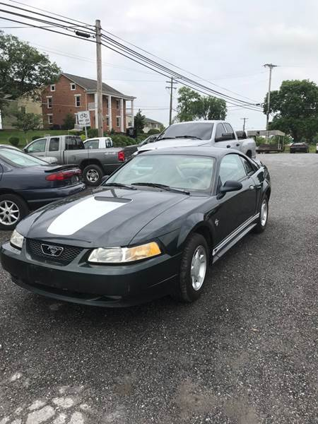 1999 Ford Mustang Gt In Taneytown Md Robs Tower Motors