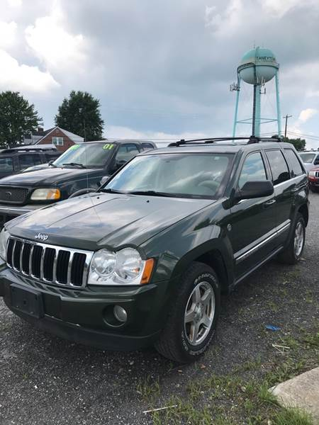 2007 Jeep Grand Cherokee For Sale At Robu0027s Tower Motors In Taneytown MD