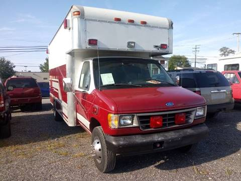 1993 Ford E-Series Chassis for sale in Taneytown, MD
