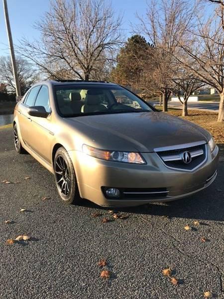 Acura TL In Smyrna DE Blue Creek Automotive - 08 acura tl for sale