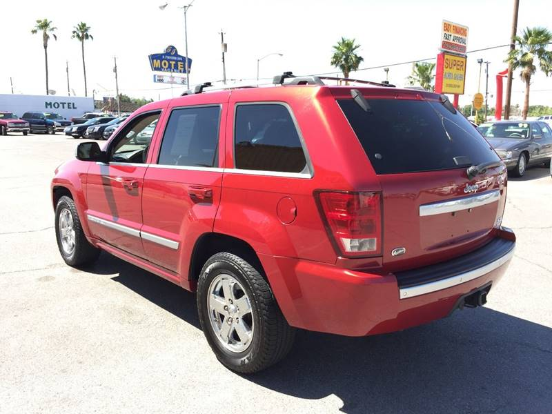 2006 Jeep Grand Cherokee for sale at Super Auto Sales in Las Vegas NV