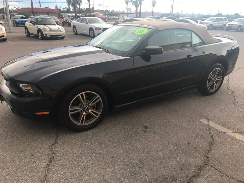 2010 Ford Mustang for sale at Super Auto Sales in Las Vegas NV