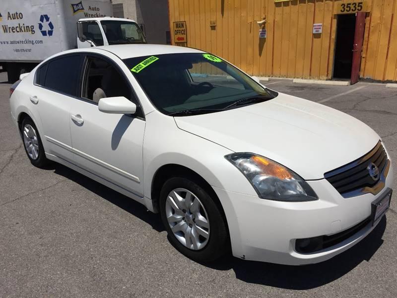 2009 Nissan Altima for sale at Super Auto Sales in Las Vegas NV