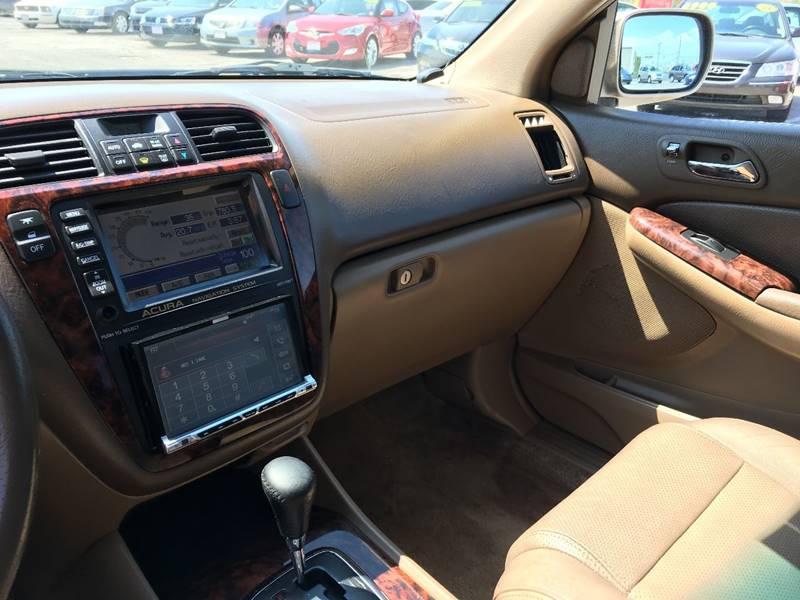 2001 Acura MDX for sale at Super Auto Sales in Las Vegas NV