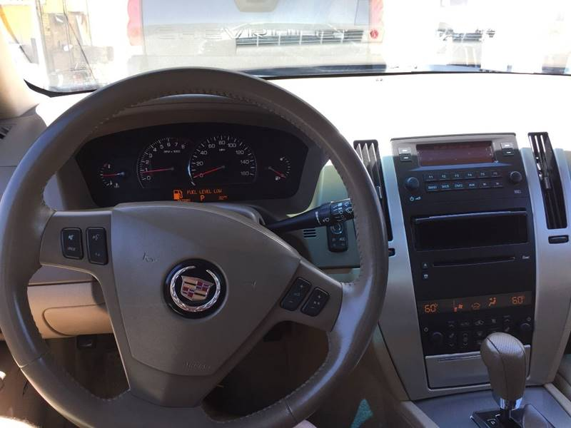 2005 Cadillac STS for sale at Super Auto Sales in Las Vegas NV