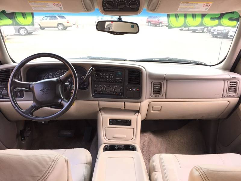 2002 Chevrolet Suburban for sale at Super Auto Sales in Las Vegas NV