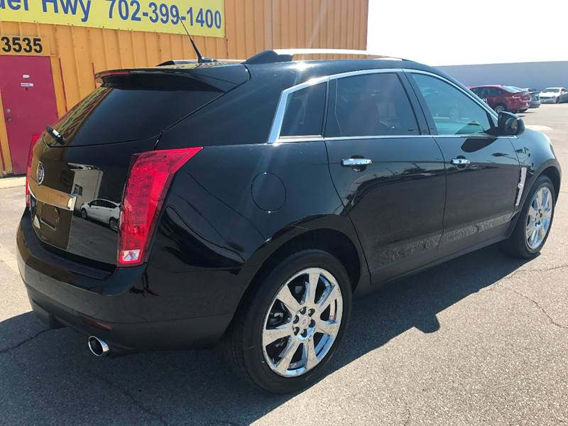 2011 Cadillac SRX for sale at Super Auto Sales in Las Vegas NV