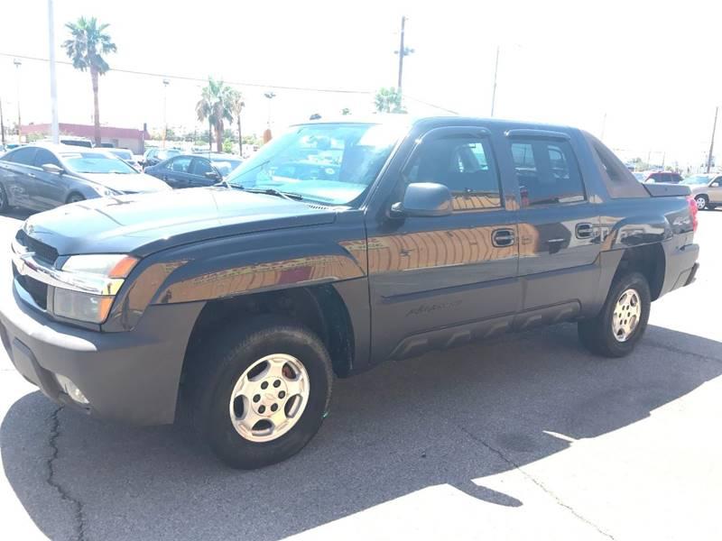 2004 Chevrolet Avalanche for sale at Super Auto Sales in Las Vegas NV