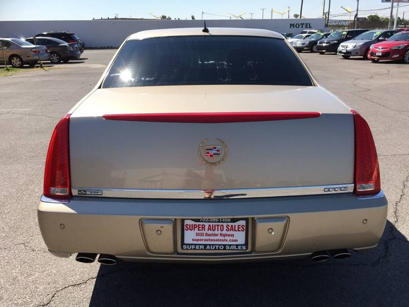 2006 Cadillac DTS for sale at Super Auto Sales in Las Vegas NV