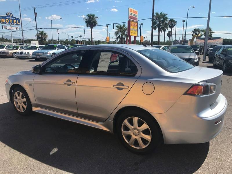 2015 Mitsubishi Lancer for sale at Super Auto Sales in Las Vegas NV