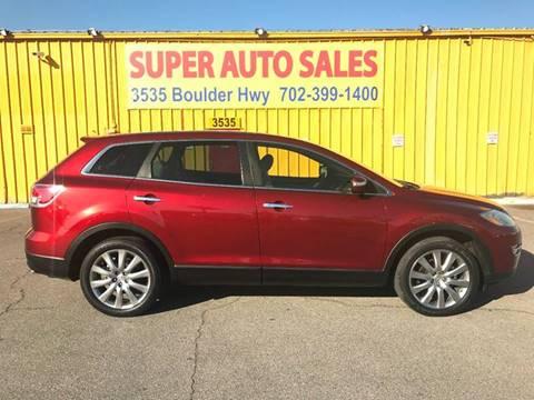 2008 Mazda CX-9 for sale at Super Auto Sales in Las Vegas NV