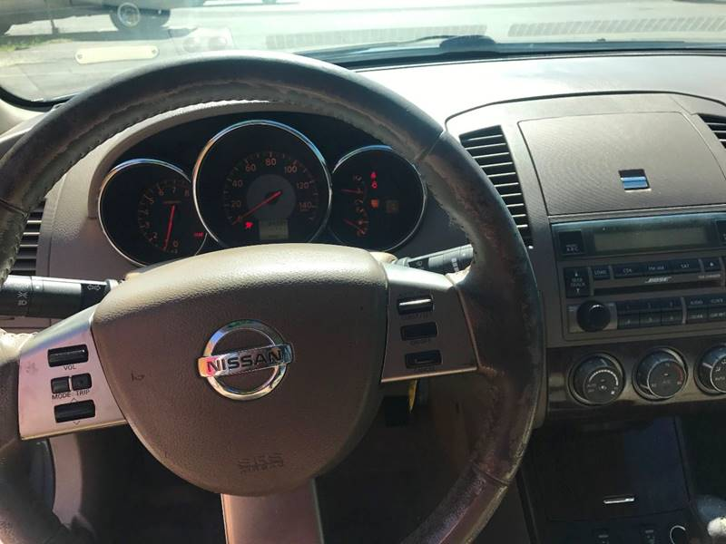 2005 Nissan Altima for sale at Super Auto Sales in Las Vegas NV