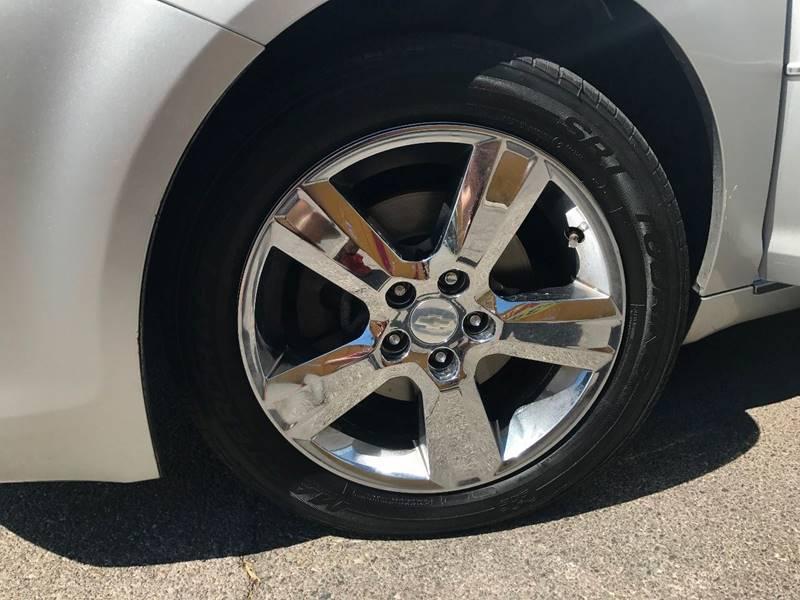 2012 Chevrolet Malibu for sale at Super Auto Sales in Las Vegas NV
