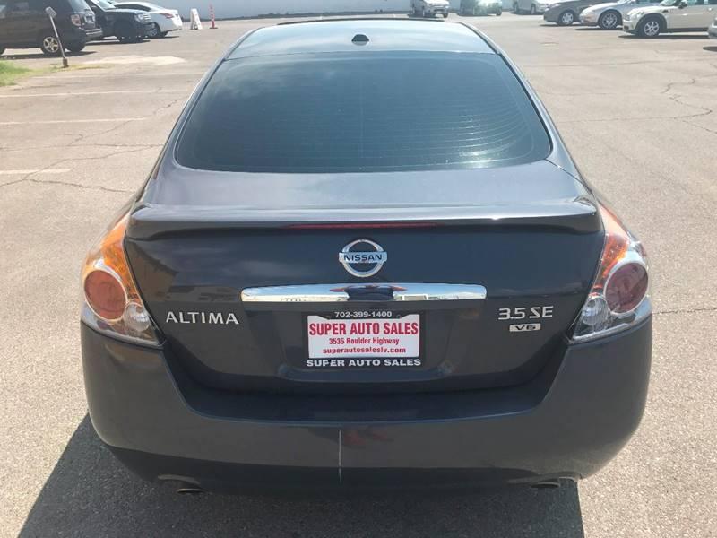 2008 Nissan Altima for sale at Super Auto Sales in Las Vegas NV