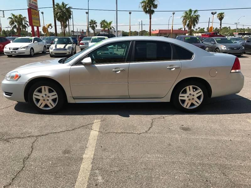 2013 Chevrolet Impala for sale at Super Auto Sales in Las Vegas NV