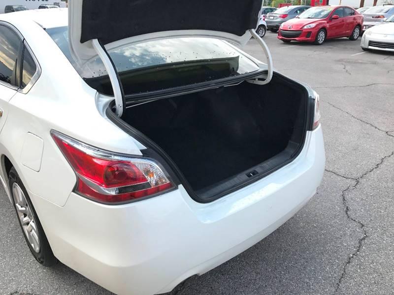 2014 Nissan Altima for sale at Super Auto Sales in Las Vegas NV