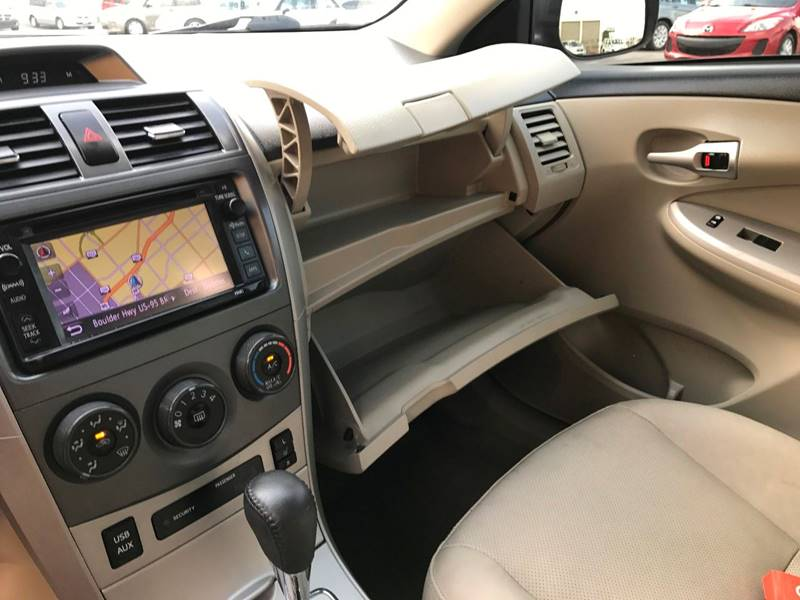 2013 Toyota Corolla for sale at Super Auto Sales in Las Vegas NV