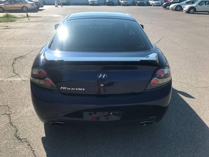 2007 Hyundai Tiburon for sale at Super Auto Sales in Las Vegas NV