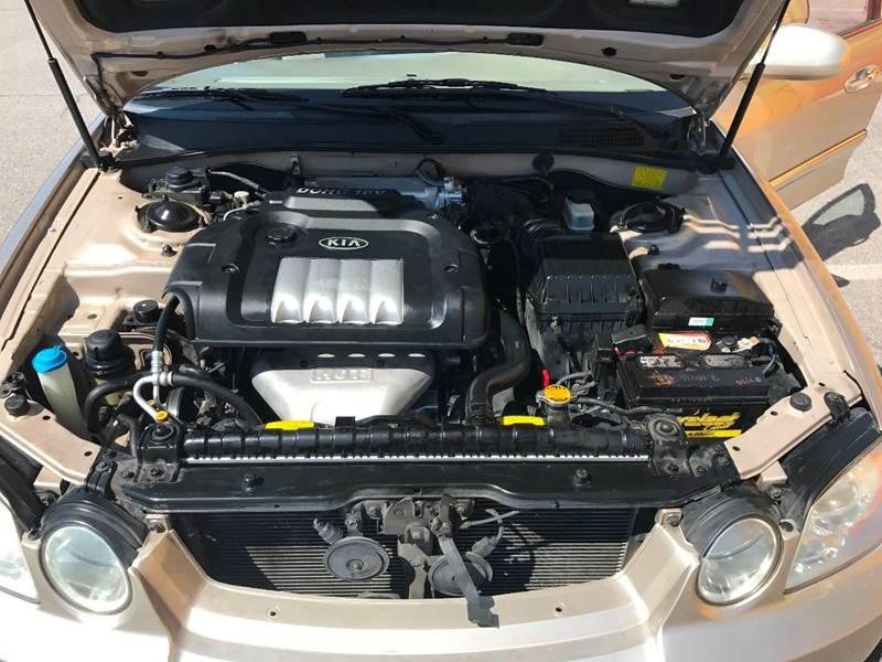 2004 Kia Optima for sale at Super Auto Sales in Las Vegas NV