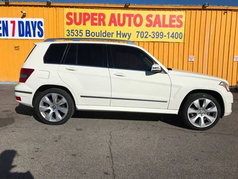 Used mercedes benz glk for sale in las vegas nv for Mercedes benz for sale las vegas