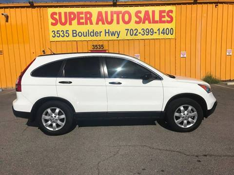 2008 Honda CR-V for sale in Las Vegas, NV