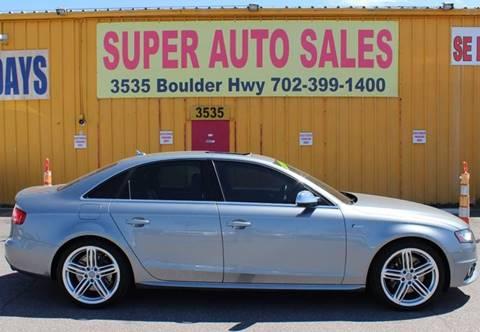 Cars For Sale In Las Vegas >> Cars For Sale In Las Vegas Nv Super Auto Sales