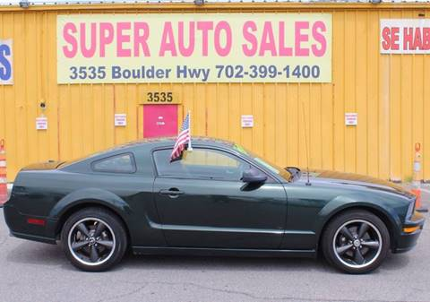 Ford For Sale in Las Vegas, NV - Super Auto Sales