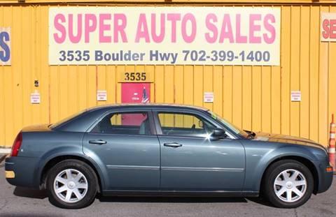 2005 Chrysler 300 for sale in Las Vegas, NV