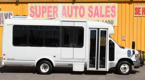 2013 Ford E-Series Chassis for sale at Super Auto Sales in Las Vegas NV