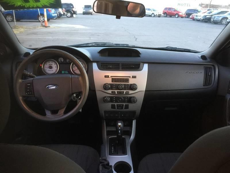 2011 Ford Focus for sale at Super Auto Sales in Las Vegas NV