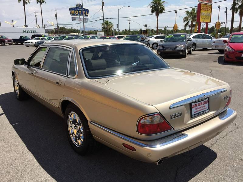 2001 Jaguar XJ-Series for sale at Super Auto Sales in Las Vegas NV