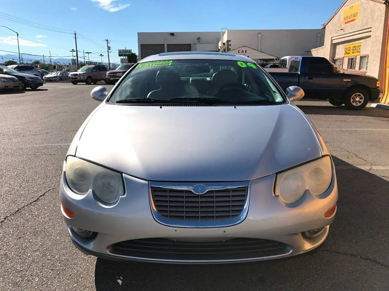 2004 Chrysler 300M for sale at Super Auto Sales in Las Vegas NV