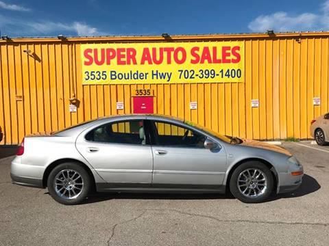 2004 Chrysler 300M for sale in Las Vegas, NV