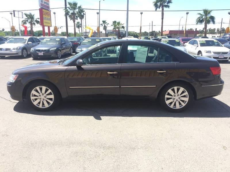 2009 Hyundai Sonata for sale at Super Auto Sales in Las Vegas NV