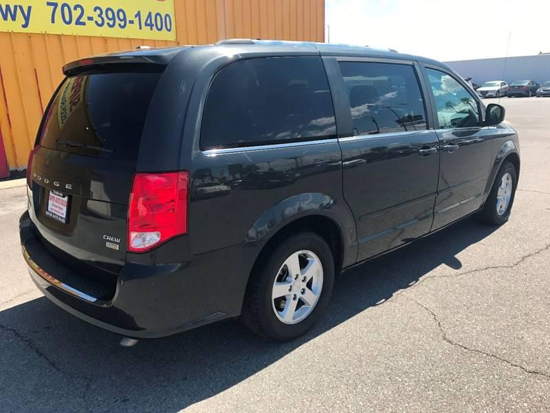 2011 Dodge Grand Caravan for sale at Super Auto Sales in Las Vegas NV