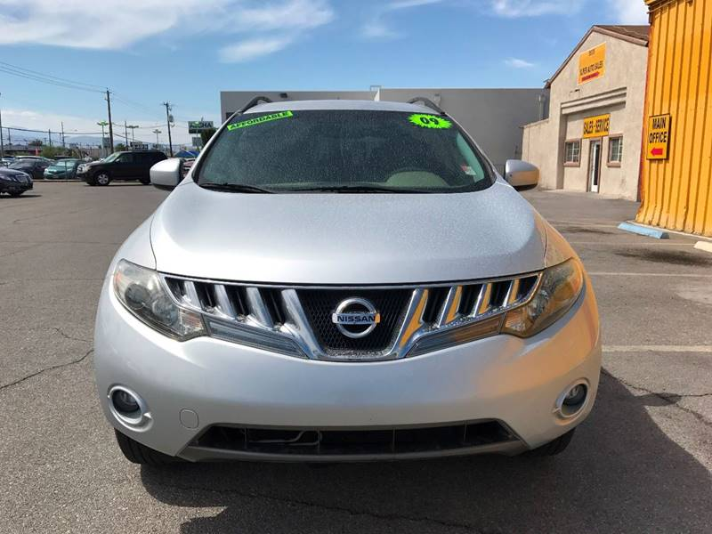 2009 Nissan Murano for sale at Super Auto Sales in Las Vegas NV