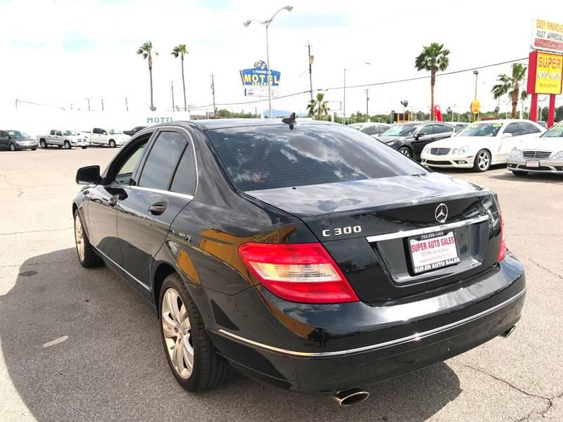 2008 Mercedes-Benz C-Class for sale at Super Auto Sales in Las Vegas NV