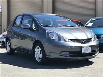 2013 Honda Fit for sale in Sacramento, CA