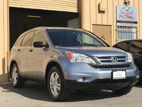 2010 Honda CR-V for sale in Sacramento CA