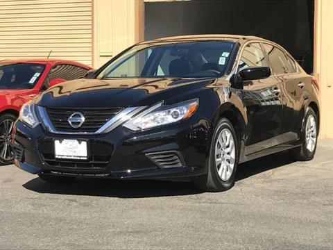 2016 Nissan Altima for sale in Sacramento CA
