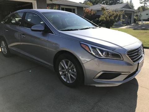 2016 Hyundai Sonata for sale in Sacramento CA