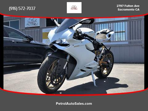 2014 Ducati 899 Panigale for sale in Sacramento, CA
