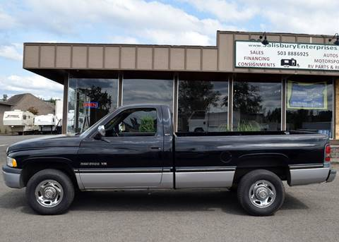 1994 Dodge Ram Pickup 2500 for sale in Estacada, OR