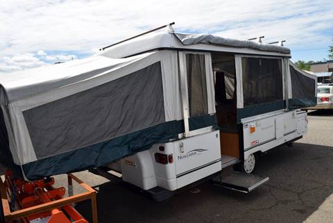2002 Coleman Niagra Tent Trailer for sale in Estacada, OR