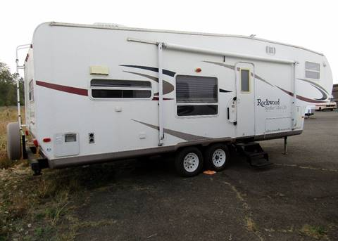 2006 Rockwood 8280SS 5th Wheel
