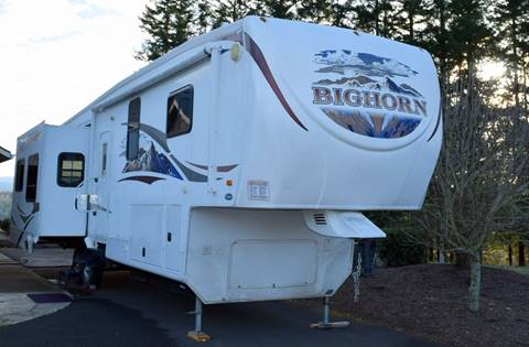 2010 Heartland Big Horn 5th Wheel