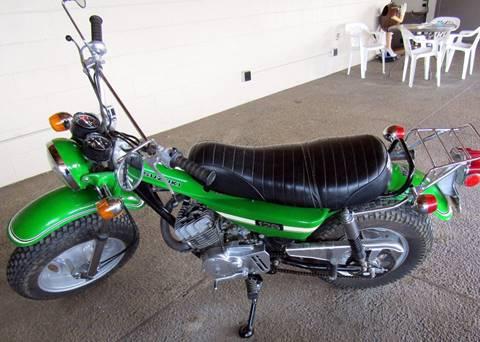 1973 Suzuki RV-125K Tracker for sale in Estacada, OR