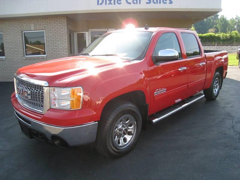 2011 Gmc Sierra 1500 Sl In Louisville Ky Dixie Car Sales